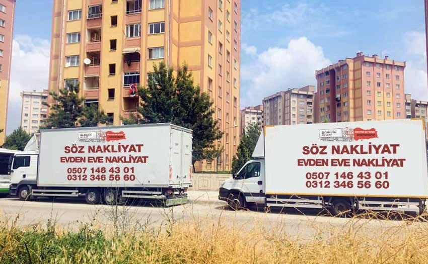 Kazan evden eve Nakliyat Firmaları